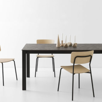 Tavolo Allungabile Eminence – Connubia by Calligaris