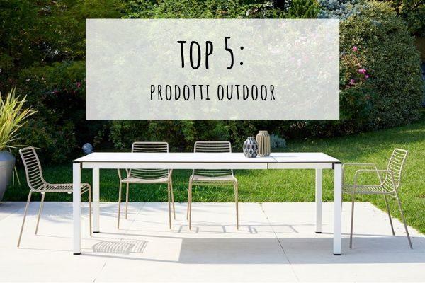 TOP 5 prodotti outdoor