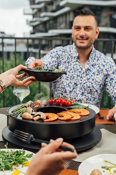 Barbecue Ofyr Tabl'O
