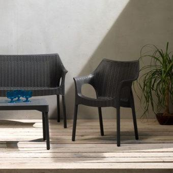 Poltrona Olimpia Trend – Scab Design
