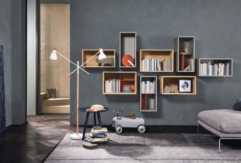 Arredare parete attrezzata: consigli e idee