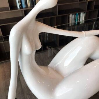 La Signora in Bianco – Ambienti Glamour