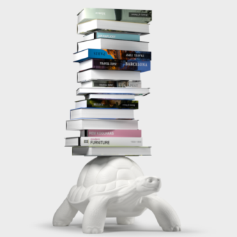 Libreria Turtle Carry – Qeeboo