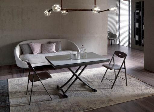 Tavolino Trasformabile Icaro Ceramica