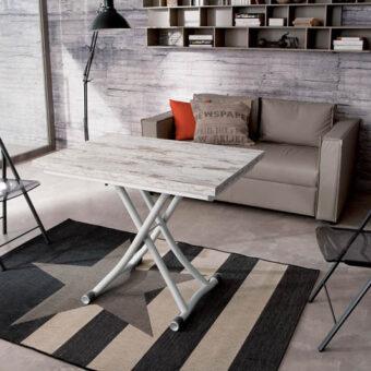 Tavolino Trasformabile Sydneylong – Ozzio Italia