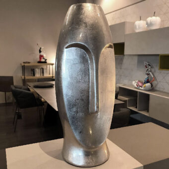 Vaso Silver – Ambienti Glamour