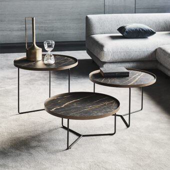 Tavolino Billy Keramik – Cattelan Italia