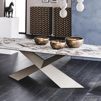 Tavolo Fisso Tyron Keramik – Cattelan Italia